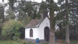 Die Röder-Kapelle.