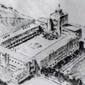 """Ausbauplan der Heimschule"""" (Quelle: Wikipedia,)"""