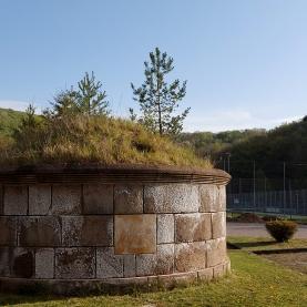 Der römische Kenotaph in Nickenich