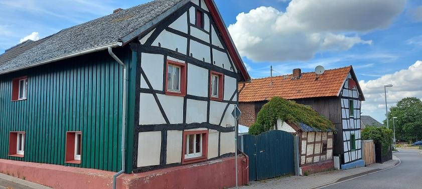 In Bergheim.