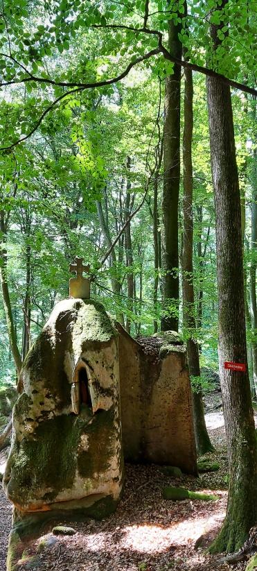 Bildcheslay oberhalb von Bollendorf in der Südeifel.