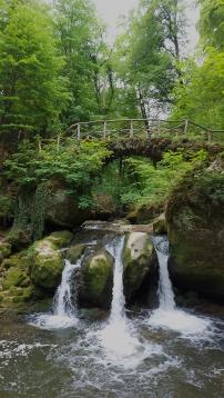 Der Schiessentümpel, Kleine Luxemburger Schweiz, Mullerthal Trail, Runde 2.