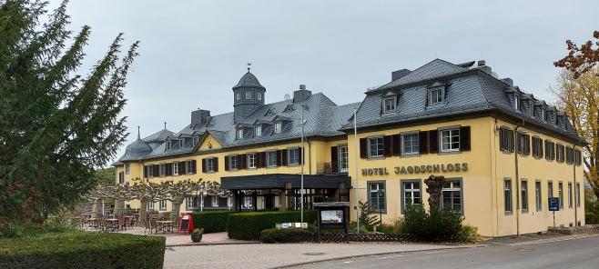 Hotel Jagdschloss im Niederwald.