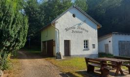 """Das """"Kleine Museum""""."""