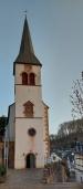Die Pfarrkirche.